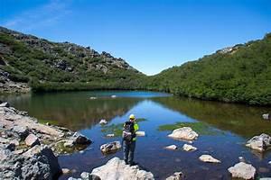 Valle De Las Trancas Laguna Del Huemul Andeshandbook