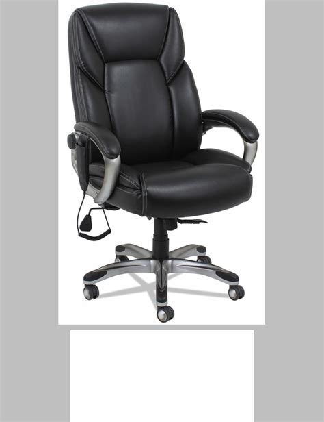 alera 174 maxxis series big and leather chair with gel