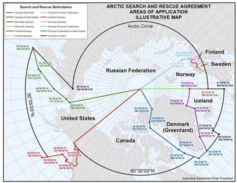 arctic search  rescue agreement arctic portal