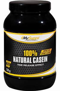 100   Pure Casein For Muscle Growth In A Zip Pouch