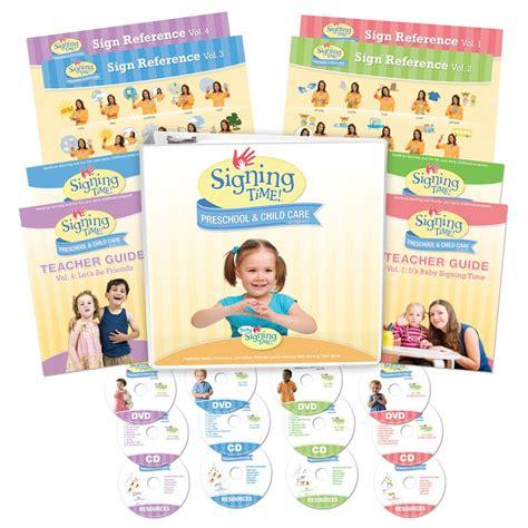 complete preschool amp child care program baby signing 786 | sign language for preschool