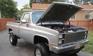 1986 Gmc K1500 Pickup Truck For Sale