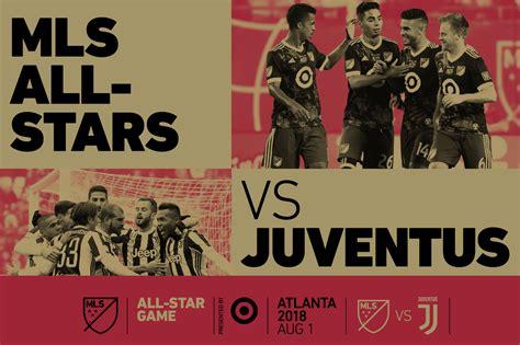 Timeline: MLS All-Star Team vs. Juventus 08/01/2018 | Matchcenter