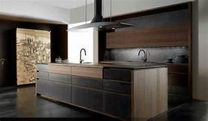 Farbe Für Küchenfronten : k che aus holz inspirierende ideen f r module im natur look ~ Sanjose-hotels-ca.com Haus und Dekorationen
