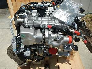 2012 Mitsubishi Fuso 4p10 Engine New