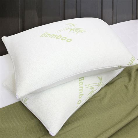 king size pillows king size bamboo pillow bedding company