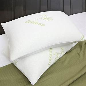 king size bamboo pillow discount bedding company With bamboo pillow sizes