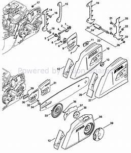 Stihl Ms 361 Parts Diagram