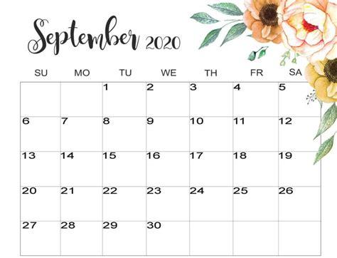 september  calendar  word excel template