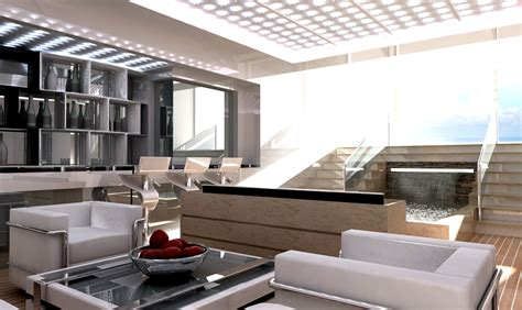 80+ Luxury Yacht Interior Design Decoration 2016