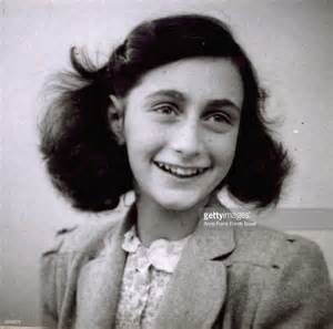Anne Frank Pictures of Her