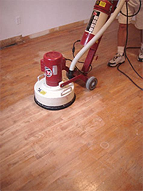 Random Orbital Floor Sander Sandpaper by Sanding Hardwood Flooring With The Varathane Ezv