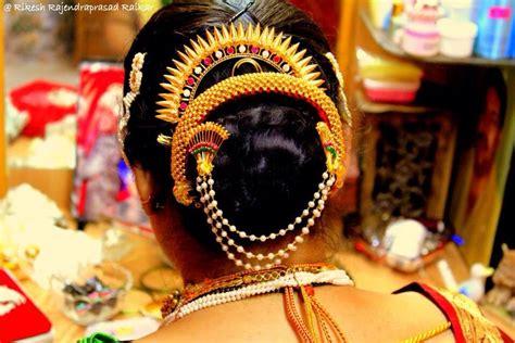 Goan Gold Hair Jewelry