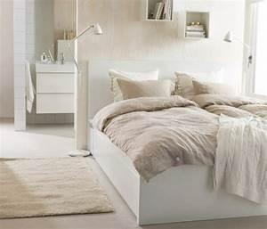 Schlafzimmer Einrichten Romantisch : wohnideen schlafzimmer ikea ~ Markanthonyermac.com Haus und Dekorationen