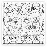 Larkspur Coloring Carmin Digital Designs 339px 97kb Spring sketch template
