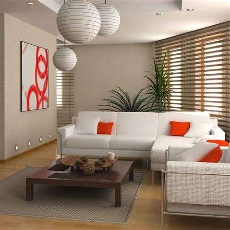 Miscellaneous Modern Living Room Interior Design Ideas