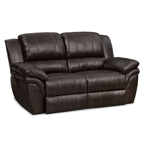 Recliner Loveseats With Console by Aldo Manual Dual Reclining Sofa Loveseat And Recliner Set