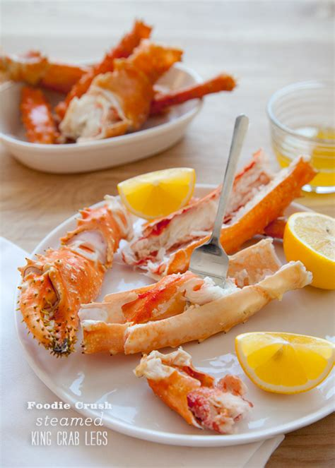 cooking crablegs the simplest alaskan king crab legs and a valentine s dinner round up foodiecrush com