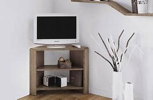 Petit Meuble D Angle : meuble d 39 angle pour salon collection mervent gautier ~ Preciouscoupons.com Idées de Décoration
