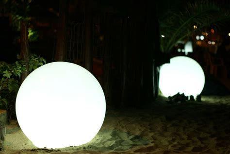 wireless magic led ball light outdoor led light balls