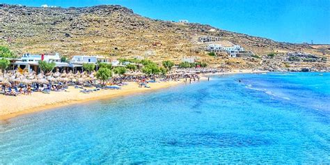 andros si鑒e social paradise il top divertimento in spiaggia a mykonos