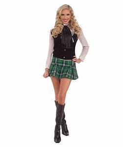 Adult Mini Halloween Kilt - Scottish Cosutme Kit