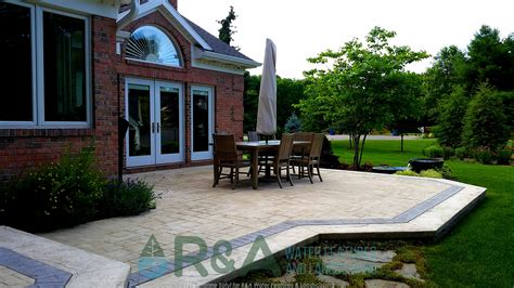 Patio Pavers Vs Stamped Concrete  R&a Landscaping. Patio Vera Deals. Patio Designs With Paving Stones. Clearance Patio Furniture Arizona. Patio Furniture Stores San Jose Ca. Parts For Woodard Patio Furniture. Patio Furniture Sale Brampton. Garden Treasures Patio End Table. Buy Patio Furniture South Africa