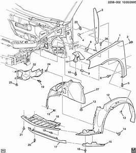 08 Pontiac G6 Parts Diagram  Pontiac  Auto Wiring Diagram