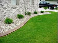 excellent patio and garden design ideas Plastic Garden Edging Ideas Patio Border Excellent Lawn ...