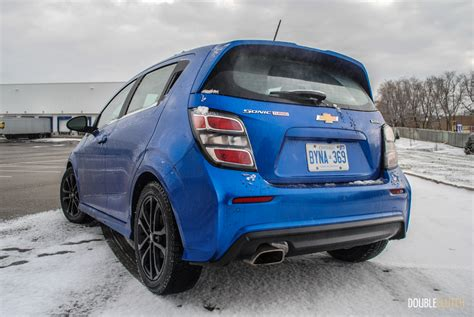 2017 Sonic Turbo by 2017 Chevrolet Sonic Rs Premier Doubleclutch Ca