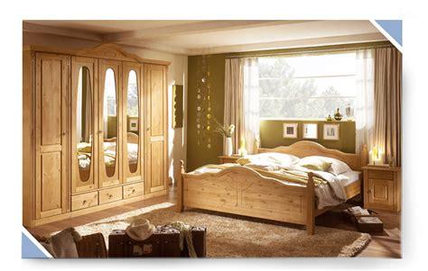 massiv schlafzimmer schlafzimmer komplett wales kiefer gelaugt landhaus romantisch teil massiv ebay