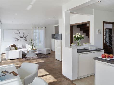 Wohnzimmer Mit Offener Kuche by Wohnbereich Mit Offener K 252 Che Home Haus K 252 Chen