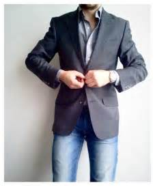 Sport Coat and Jeans Look for Men