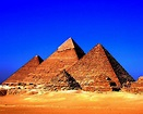 Who Built the Pyramids, How and Why ? – The Earth Expanded