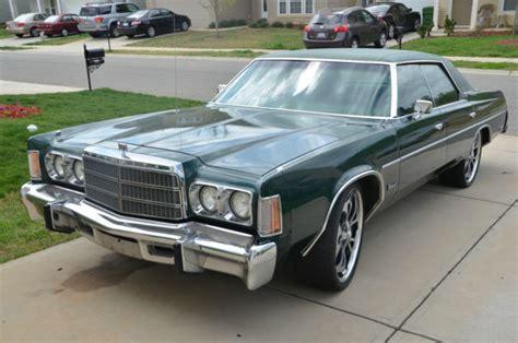 1978 Chrysler Newport by 1978 Chrysler Newport Base Hardtop 4 Door 6 6l For Sale In