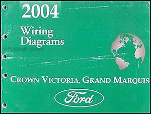 2004 Crown Victoria  U0026 Grand Marquis Original Wiring