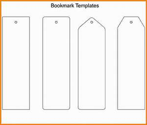 8 bookmark template cashier resume With make your own bookmark template