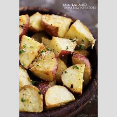 Parmesan Garlic Roasted Potatoes  The Recipe Critic
