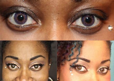 Freshlook Contact Lenses Color Chart