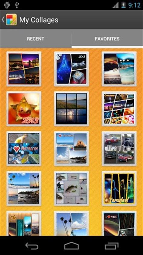 photo collage app for android top 7 collage apps for your android