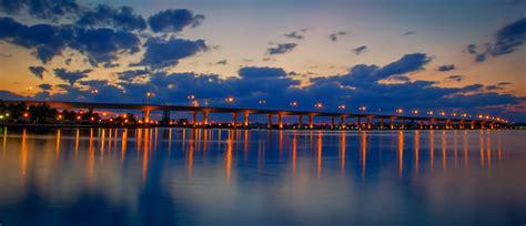 stuart bridge roosevelt bluff florida lucie river luxury author winter seminole releases john weather waterfront