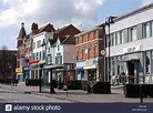 Church Green West, Redditch town centre, Worcestershire ...