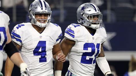 Dallas Cowboys 2015 Schedule Wallpaper Dak And Zeke Report End Of Regular Season Numbers For Cowboys Rookies Blogging The Boys