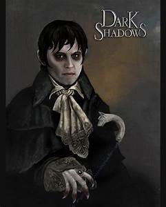 Dark shadows - Barnabas Collins - Tim Burton's Dark ...
