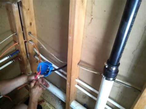 Laundry Room Plumbing(1) Youtube