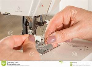 Sewing Machine Stock Photo - Image: 82667220