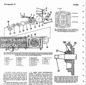 Ford 3000 Power Steering Problems - Mytractorforum Com