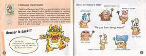 Super Mario Bros  3      Instruction Manual