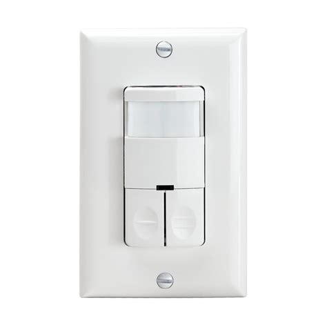sensor light switch dual relay pir motion sensor light switch energy saving