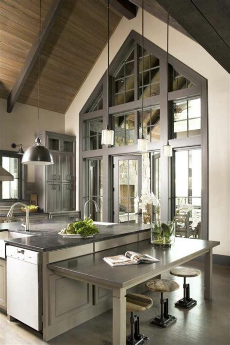 les plus belles cuisines ouvertes les plus belles cuisines qui vont vous inspirer